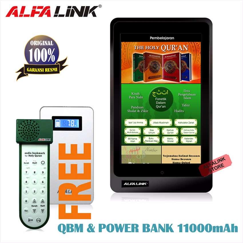 harga ALFALINK Language Learning & Qur'an Tablet QT-70 Toko1001.id