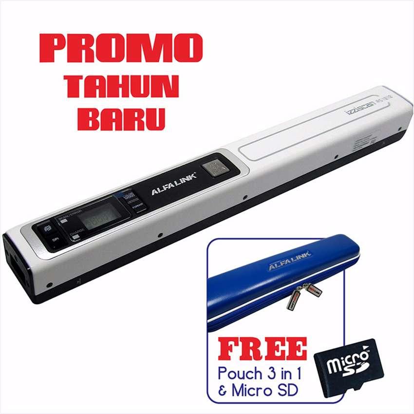 harga ALFALINK Scanner AS 1212ND + Memory 4Gb Toko1001.id