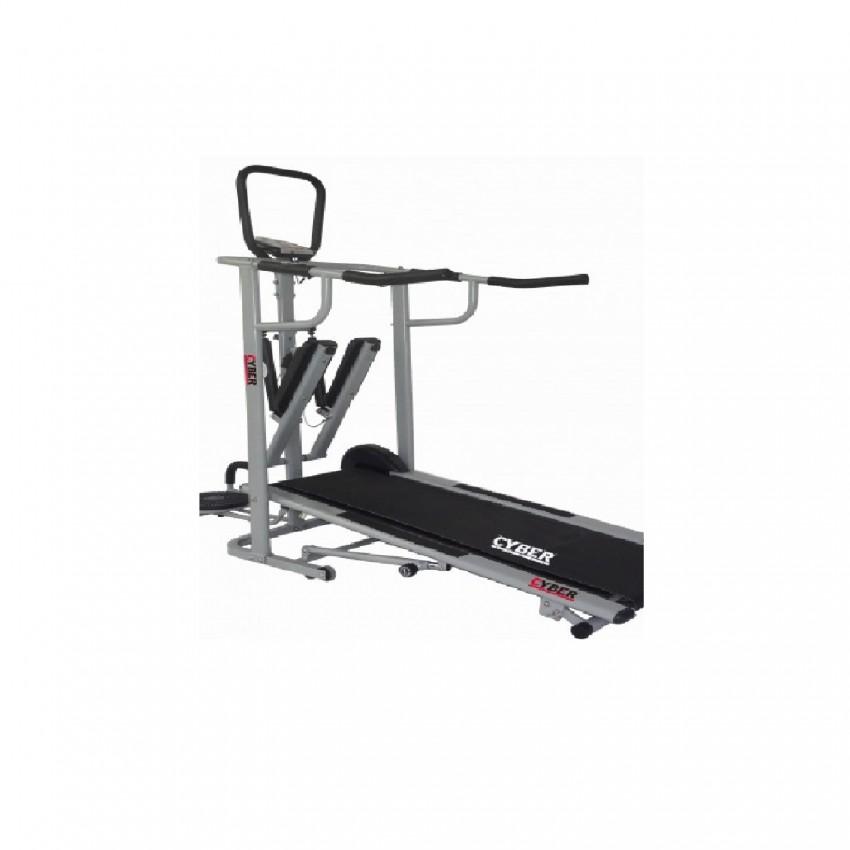 harga Treadmill manual 6 Function Tipe : HP-204 Cyber Sport Toko1001.id