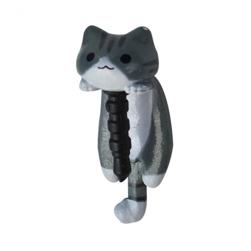 harga Moganics Dust Plug Peeking Grey Toko1001.id