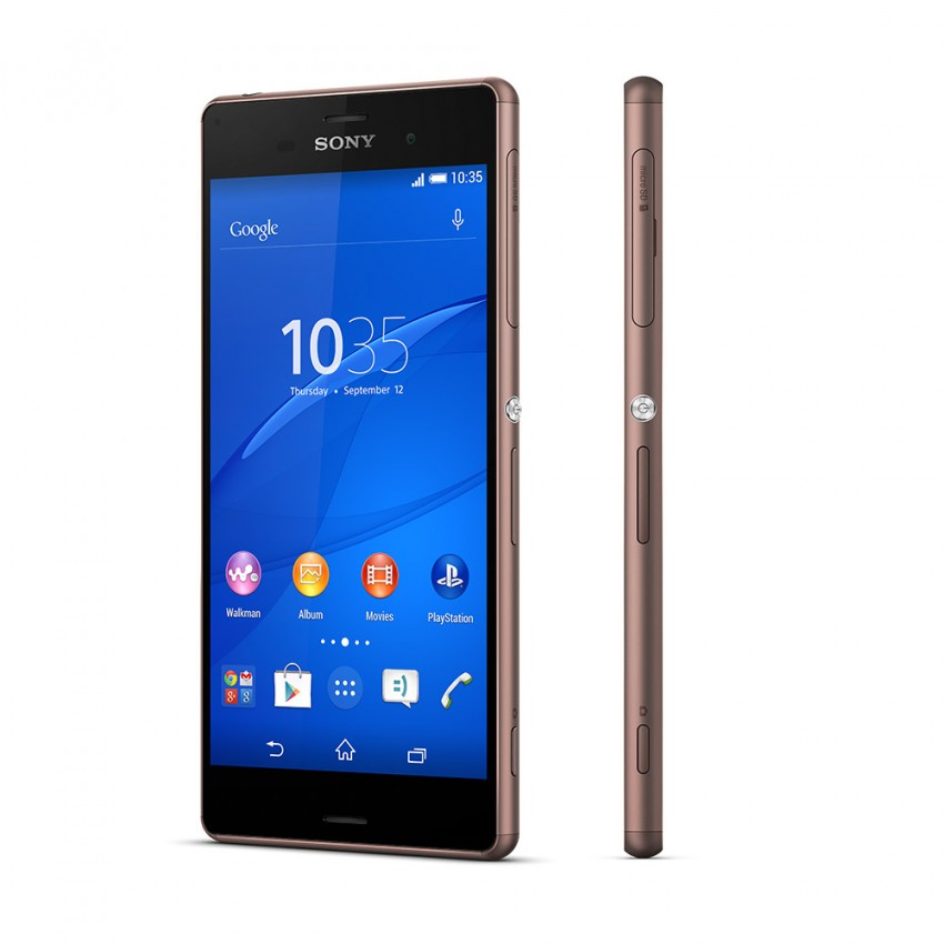 harga Sony Xperia Z3 - D6653 - Copper Toko1001.id