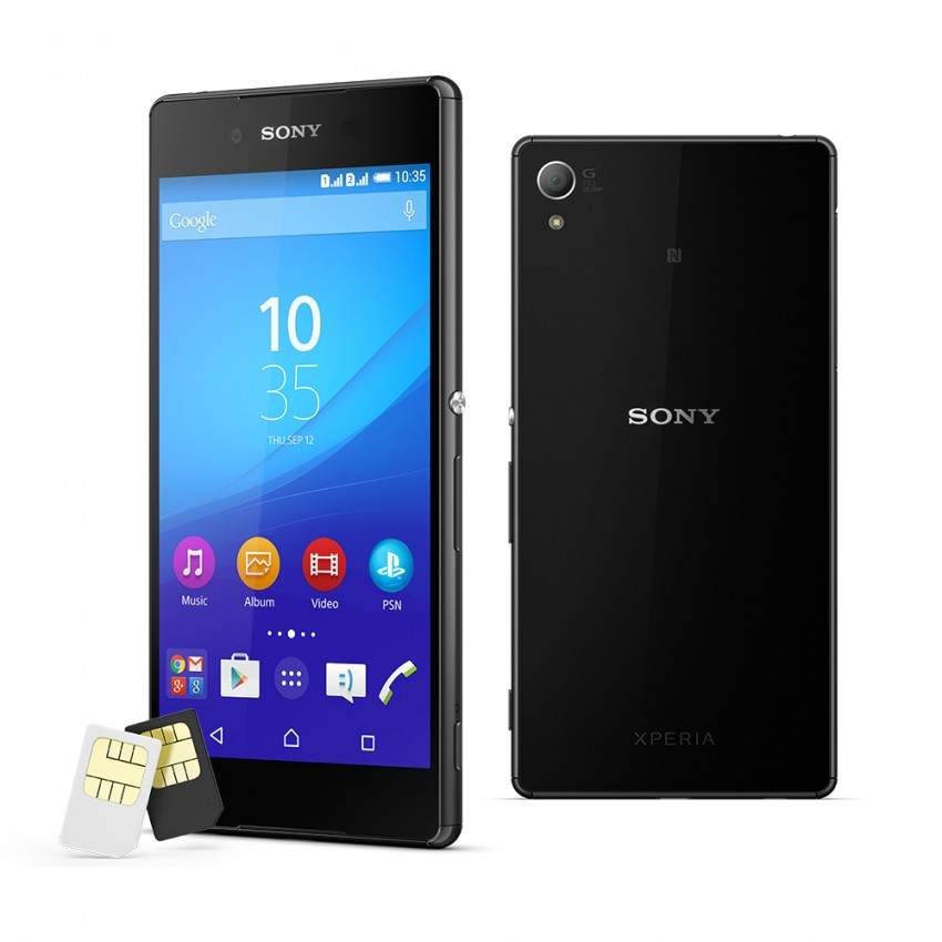 harga Sony Xperia Z3+ Dual - E6533 - Black Toko1001.id
