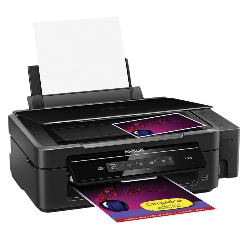 harga Epson Printer L365 ( Print, Scan, Copy, WiFi ) Toko1001.id