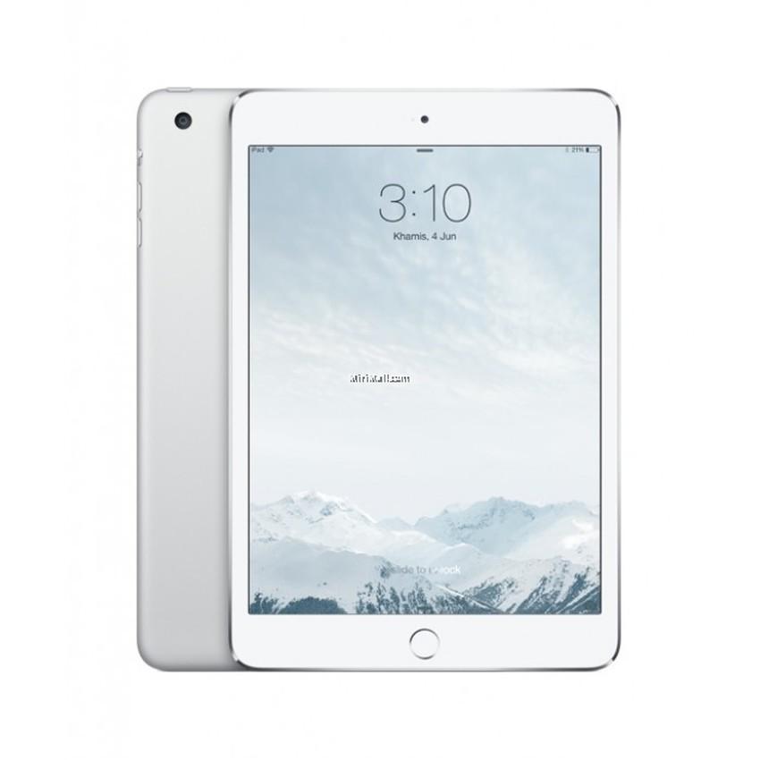harga Apple Ipad Mini 4 Cell + WiFi 64GB - Silver Toko1001.id