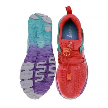 17ec9c7a9ae1 3202 league poste run sepatu lari wanita  hot coralcascadeamthyst orchid 6.jpg.  League Poste Run ...