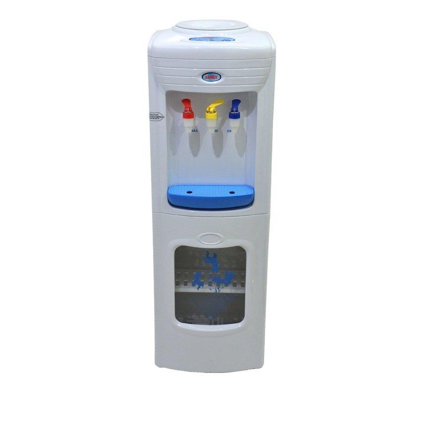 Sanex D 302 Dispenser Tinggi 3 Kran Panas Normal Dingin