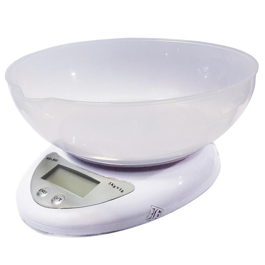 bima timbangan dapur digital dengan wadah mangkuk