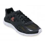 League Volans 2 Nocturnal Sepatu Lari Pria - Black-White-Bright Manggo 9ab0defcad